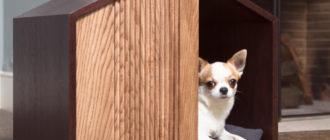 домик для собакми